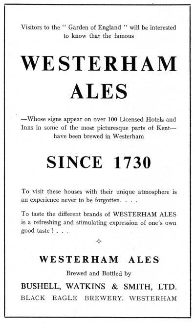 Black Eagle Advert 1951GS