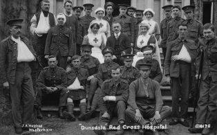 Dunsdale Red Cross V.A.D. Hospital