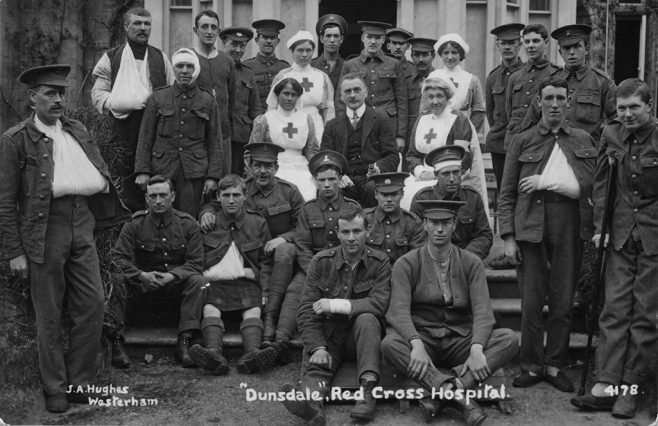 Dunsdale Red Cross Hospital