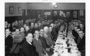 1948 Westerham Football Club Jubilee Dinner