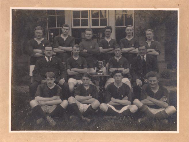 Black Eagle FC 1924 Chilman Richardson