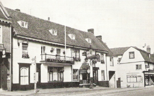 George and Dragon & London House 1960s