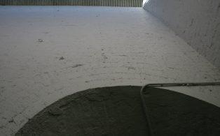 WVR Dunton Green Subway roof-arch