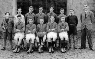 Hosey Football Team 1948-9