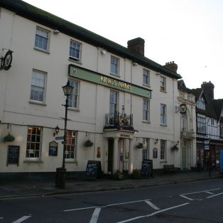 Kings Arms, Esprit, Waterloo House and Chows