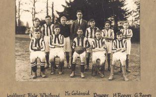 Hosey Football 1934