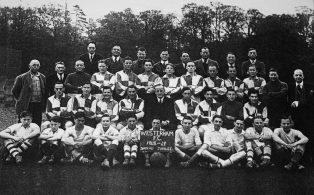 WFC 1948-49 Teams