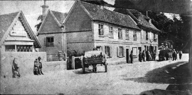Darenth Cottages & Old House Pub