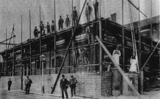 Black Eagle Construction 1899