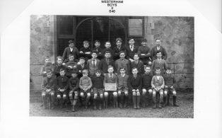 Hosey School boys 1924 - year 3