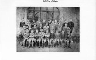 Hosey School boys 1946   Delta House