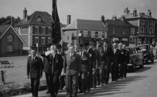 Armistice Day Parade
