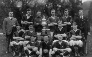 Black Eagle FC 1925