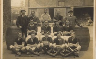 Black Eagle FC 1921-22