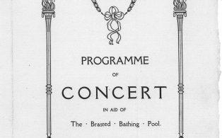 Brasted Concert Programme