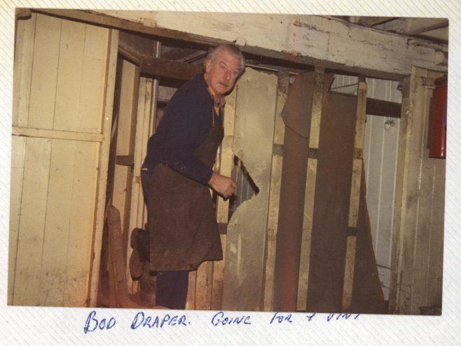 Black Eagle Brewery: Bob Draper goes for a Pint