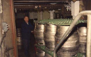 Black Eagle tub cellar