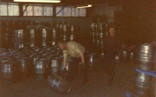 Black Eagle tub loading bank