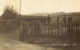 2nd West Lancs Royal Field Artillery