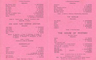 HOBA Concert programme 2 - content