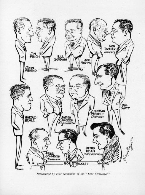 TocH members cartoon