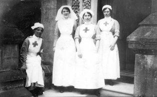 Dunsdale V.A.D. Nurses