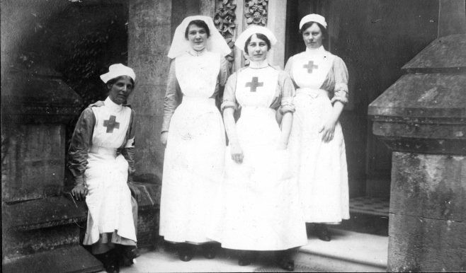 Dunsdale VAD Nurses