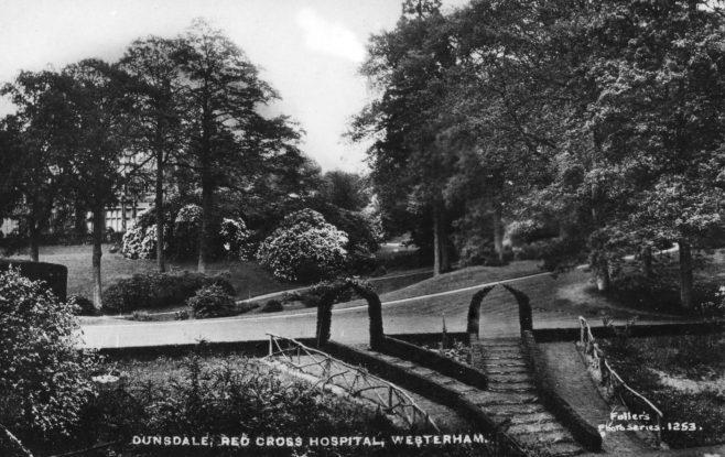 Dunsdale Hospital Garden