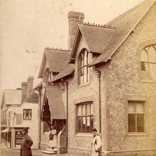 Town Hall & Hallkeeper