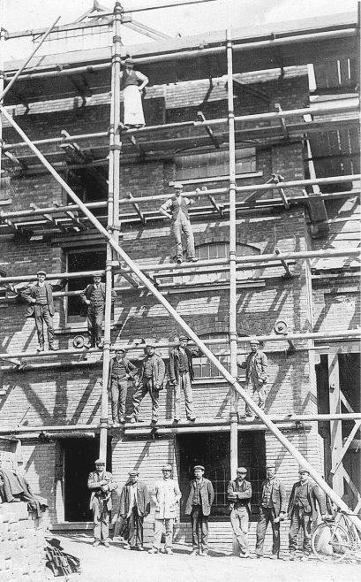 Black Eagle Building  1899