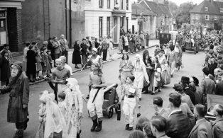 Gala procession 1952
