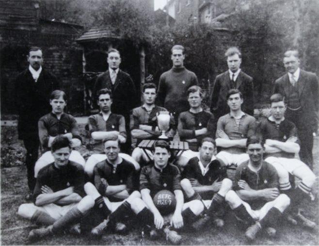 Black Eagle FC 1926-7
