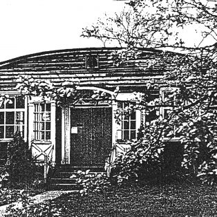 Womens Institute Hut Front