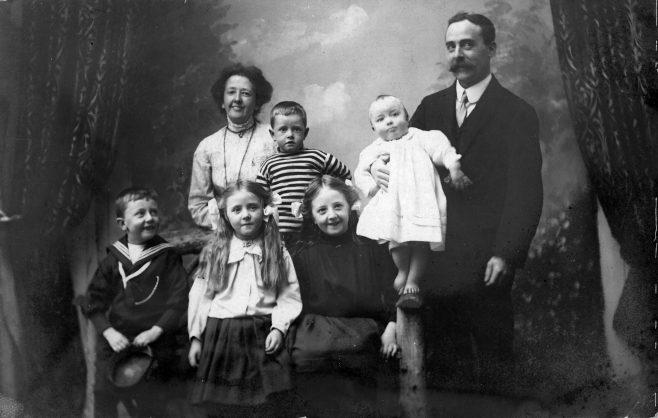 Weller Family 1912