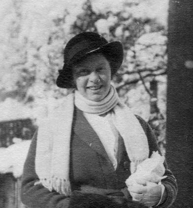 Blanche Warde