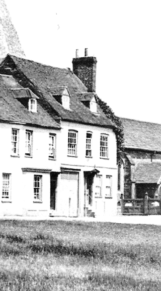 Once a Coaching Inn beside the church, but not in living memory, The White Horse Inn at Kirk Gate probably ceased trading before 1850.