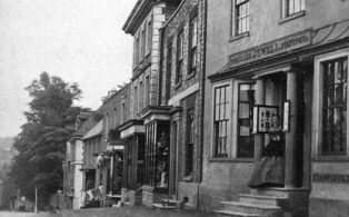 J. H. Jewell stationers, late 1800s
