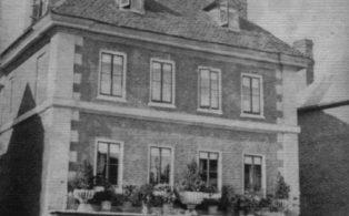 Edmund Dye's furniture repository 1858