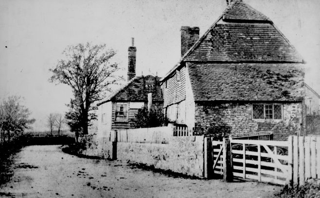 Grasshopper Inn Moorhouse as was originally