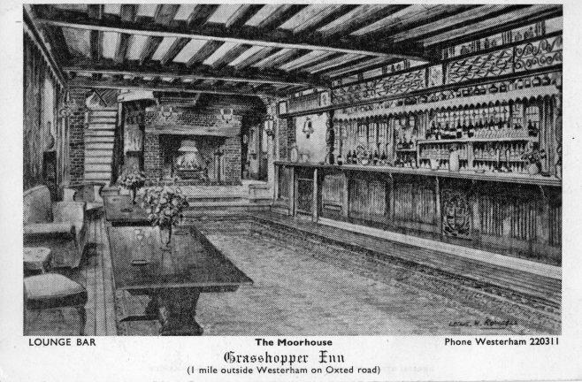 Grasshopper Inn Moorhouse following extensive rebuild