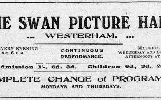 Westerham's Silver Screen