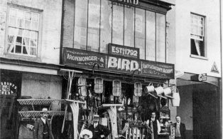 A tale of two Ironmongers