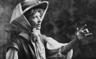 Women of Substance - Westerham's association with suffrage, the W.I. and the women's movement.