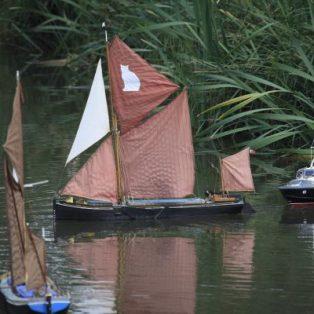 RNLI Event at Long Pond September 2007